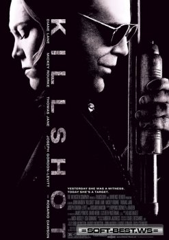 Киллер Killshot (2008) DVDRip